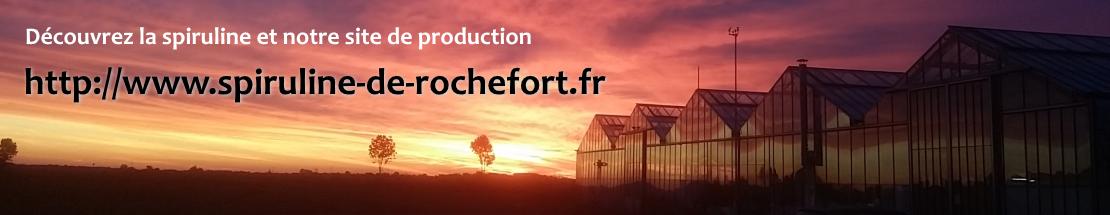 Aller sur le site web spiruline-de-rochefort.fr